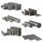 Aluminiumprofile / Stangenware