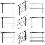 Geländer für Treppen, Balkon und Terrasse